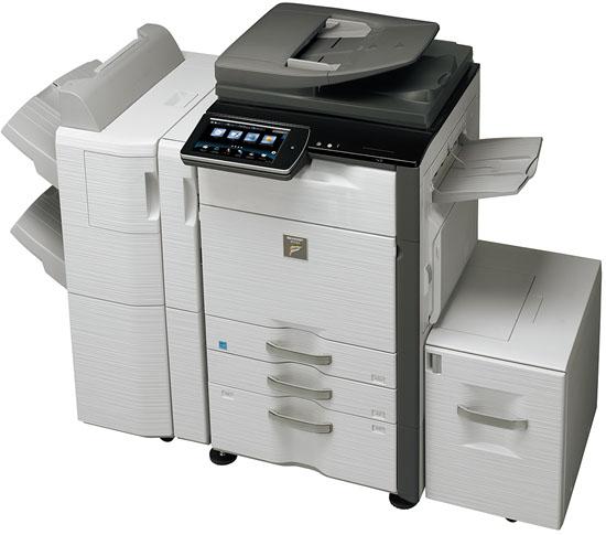 Multifuncional Sharp MX-3140N