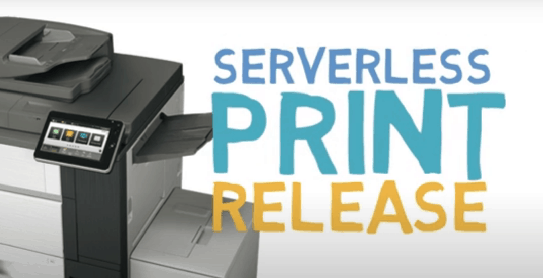 server print release
